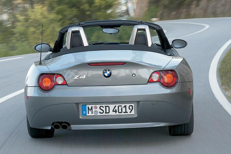 BMW Z4 I (E85/E86) Restyling 2005 - 2009 Roadster #4