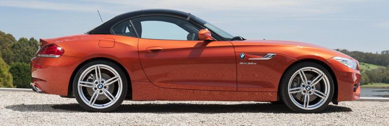 BMW Z4 I (E85/E86) Restyling 2005 - 2009 Roadster #6