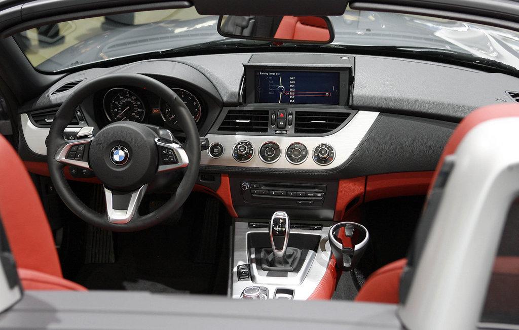 BMW Z4 II (E89) 2009 - 2013 Roadster #6