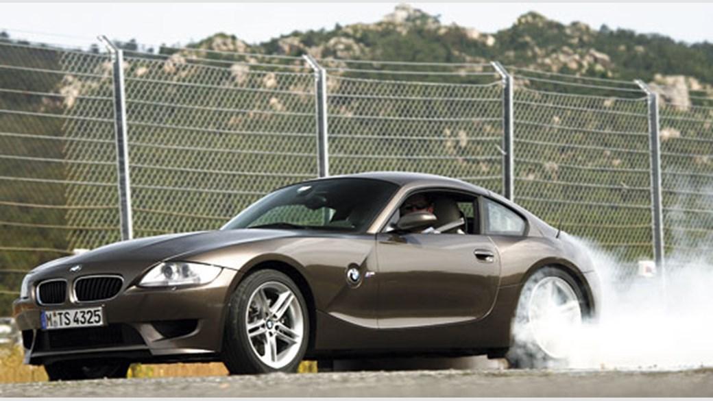 BMW Z4 M 2006 - 2008 Coupe #1