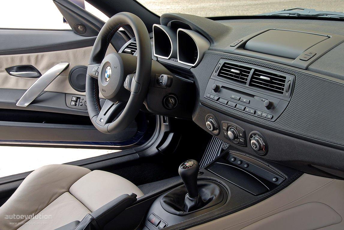 BMW Z4 M 2006 - 2008 Coupe #6
