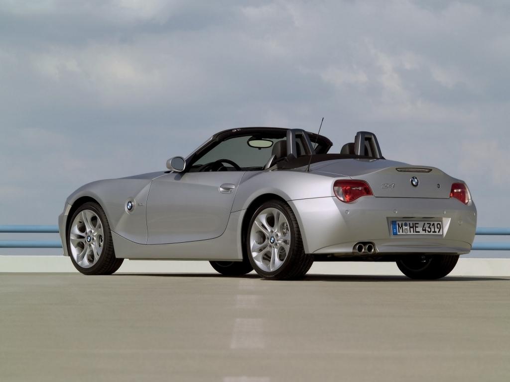 BMW Z4 M 2006 - 2008 Roadster #1