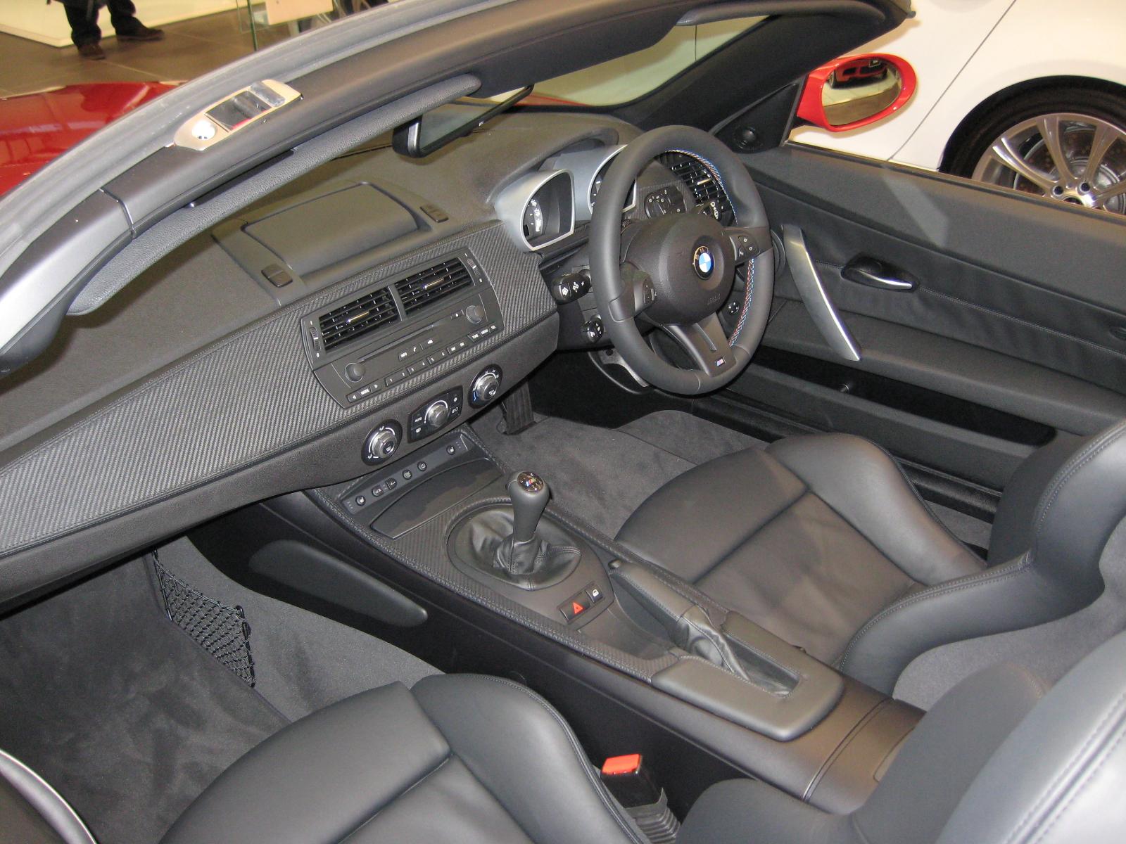 BMW Z4 M 2006 - 2008 Roadster #2