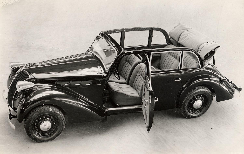 Borgward 2000 1939 - 1942 Sedan #8
