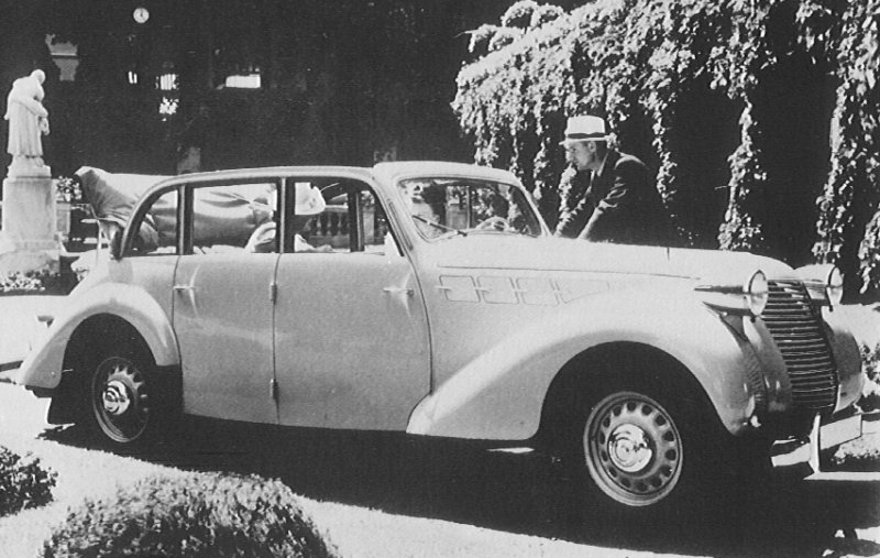 Borgward 2000 1939 - 1942 Sedan #3