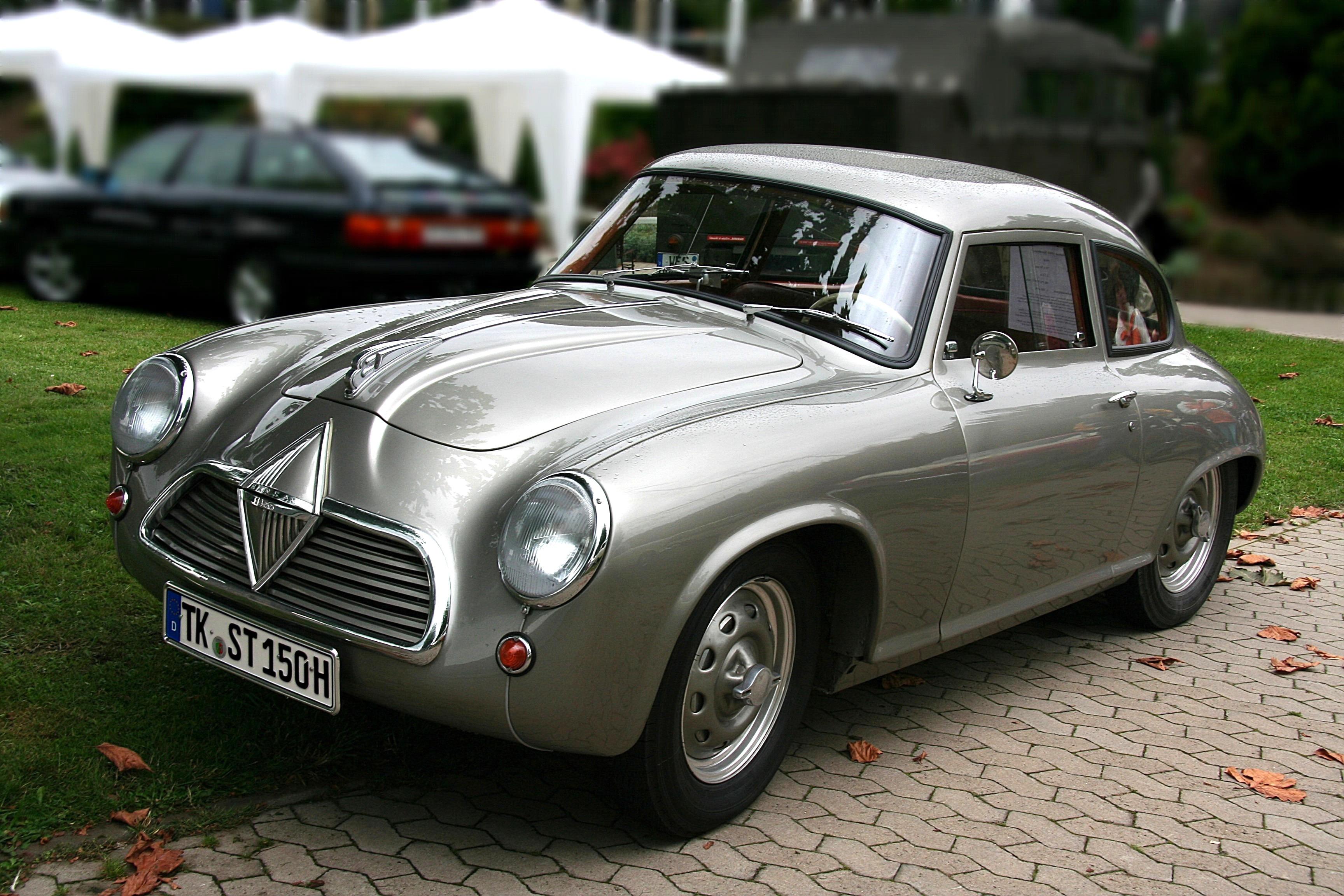 Borgward 2000 1939 - 1942 Sedan #1