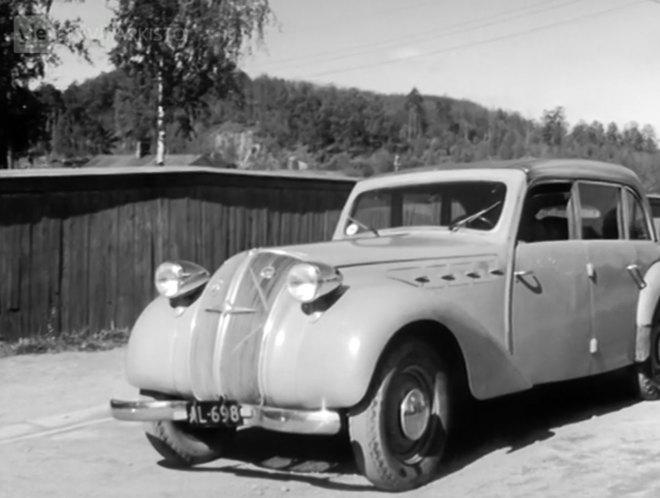 Borgward 2000 1939 - 1942 Sedan #2