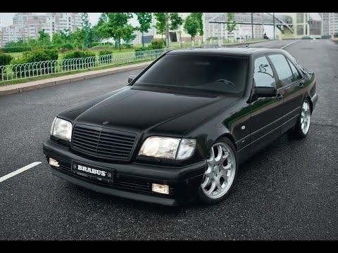 Brabus 7.3S 1991 - 1998 Sedan #8