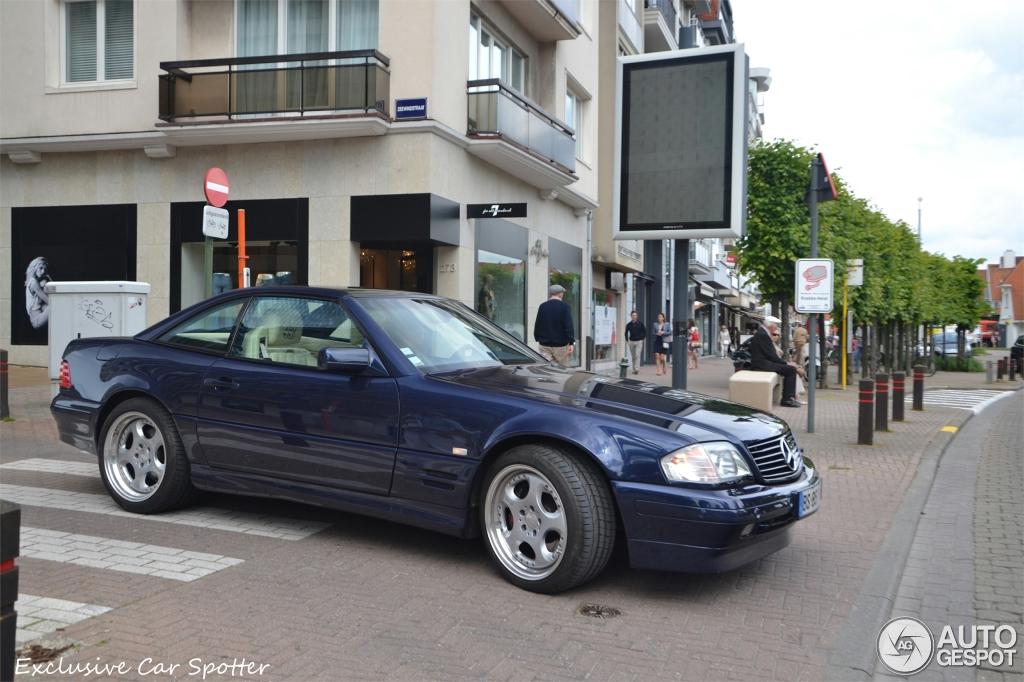Brabus 7.3S 1991 - 1998 Sedan #5