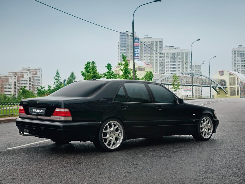 Brabus 7.3S 1991 - 1998 Sedan #6