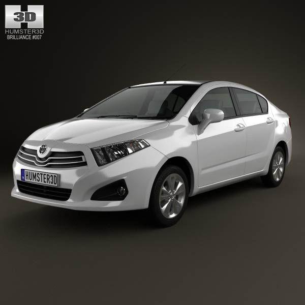 Brilliance H230 2012 - now Hatchback 5 door #3