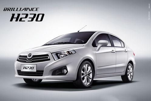 Brilliance M1 (BS6) I Restyling 2009 - 2012 Sedan #6
