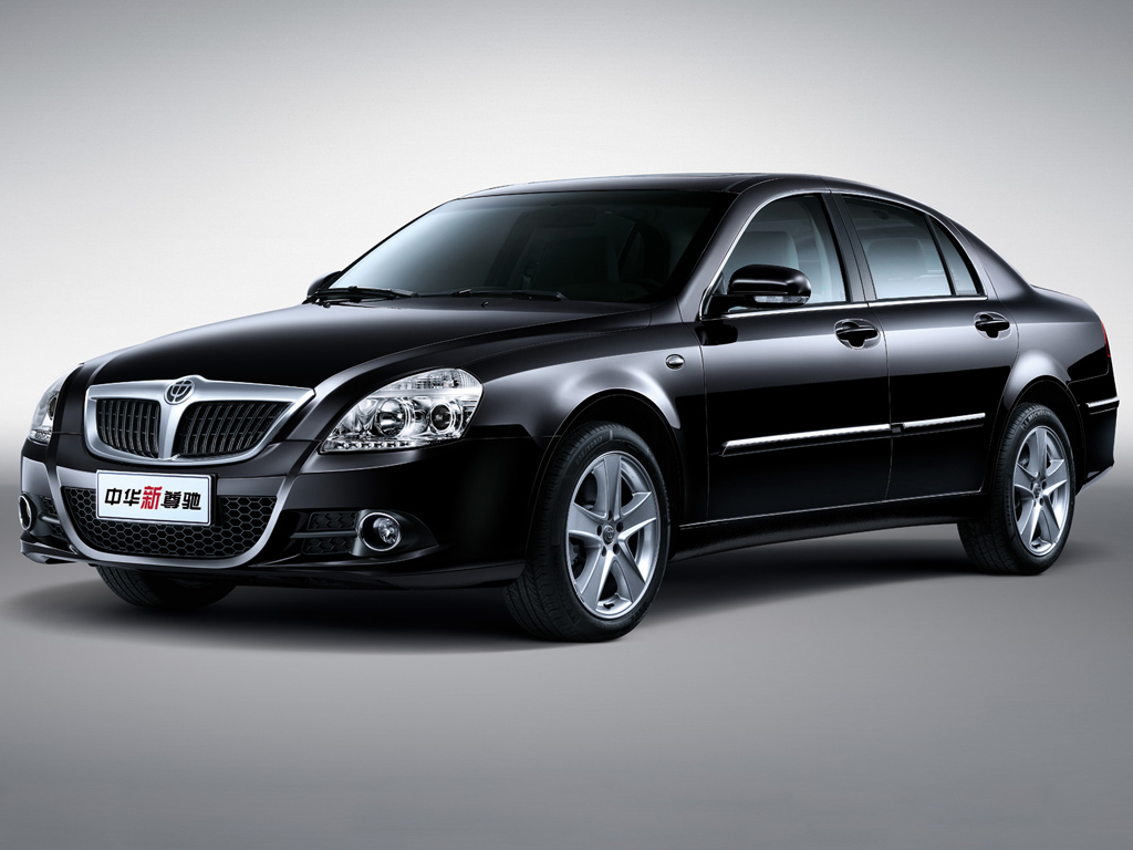 Brilliance M1 (BS6) I Restyling 2009 - 2012 Sedan #7