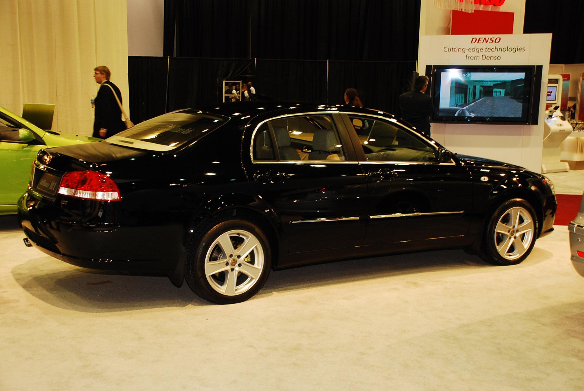 Brilliance M1 (BS6) I Restyling 2009 - 2012 Sedan #3