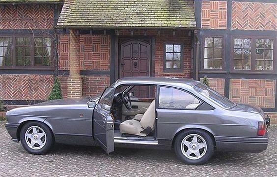 Bristol Blenheim Series 3 2000 - 2011 Coupe #1
