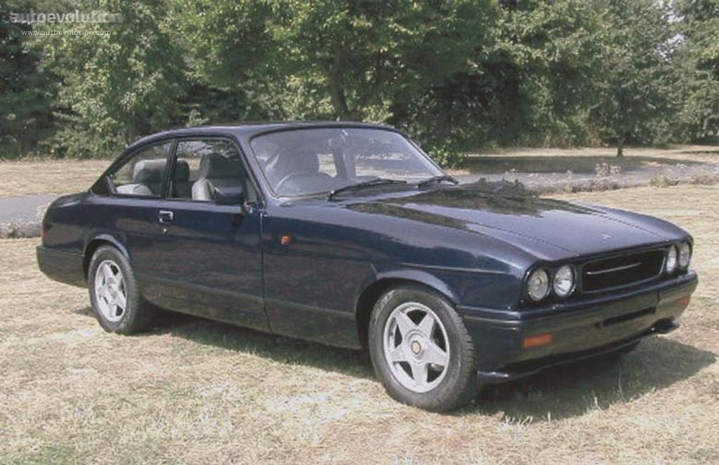 Bristol Blenheim Series 3 2000 - 2011 Coupe #5