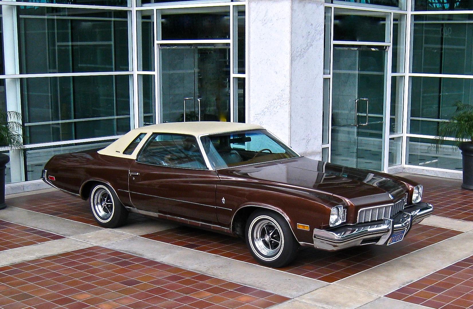 Buick Century III 1973 - 1977 Coupe #3