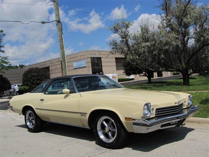 Buick Century III 1973 - 1977 Coupe #1