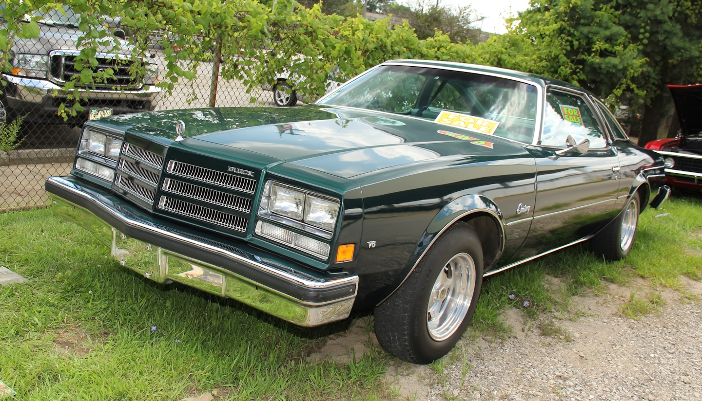 Buick Century III 1973 - 1977 Coupe #6