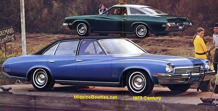 Buick Century III 1973 - 1977 Coupe #5