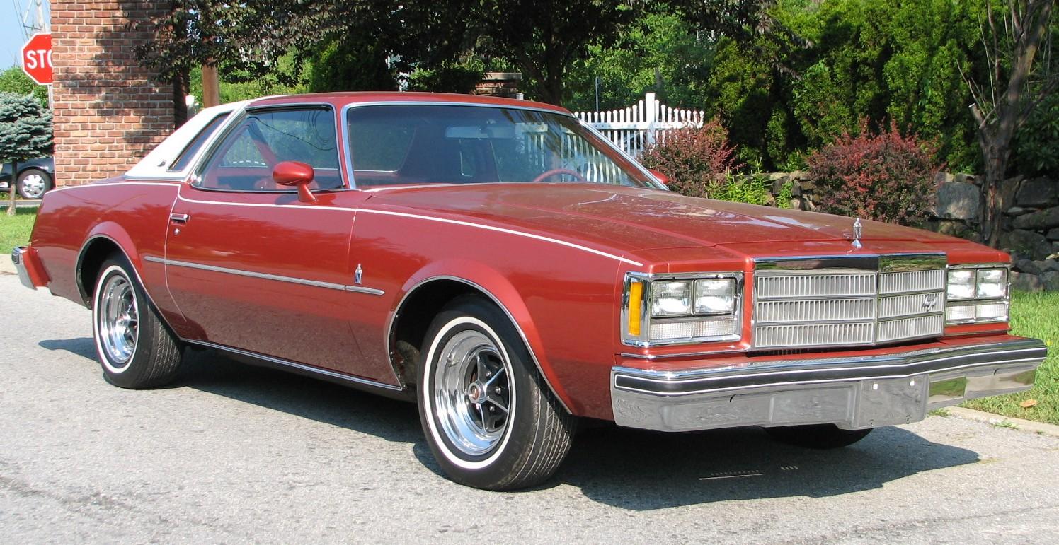 Buick Century III 1973 - 1977 Coupe #7