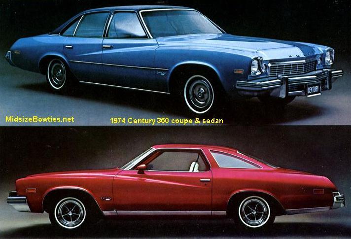 Buick Century III 1973 - 1977 Coupe #2