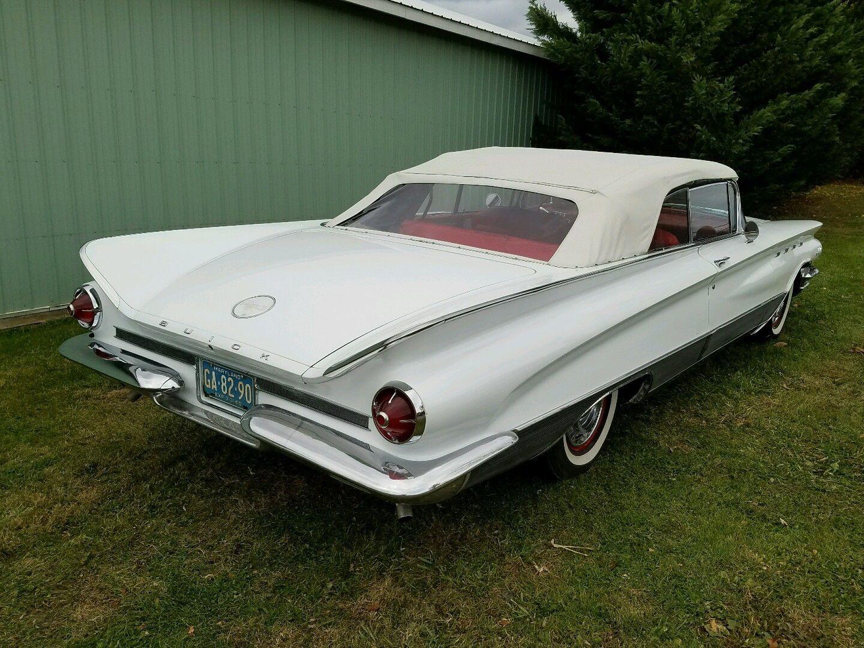 Buick Electra I 1959 - 1960 Sedan #3