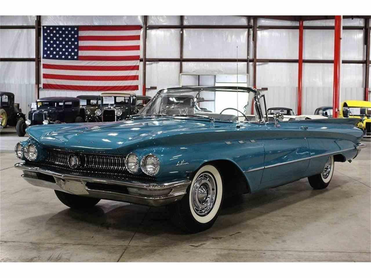 Buick Electra I 1959 - 1960 Cabriolet #3