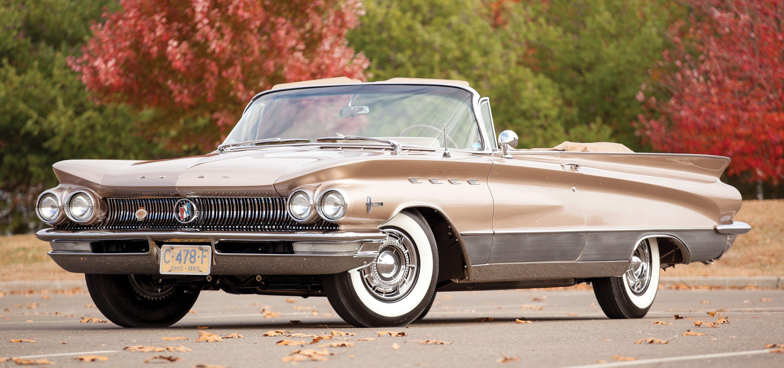 Buick Electra I 1959 - 1960 Cabriolet #7