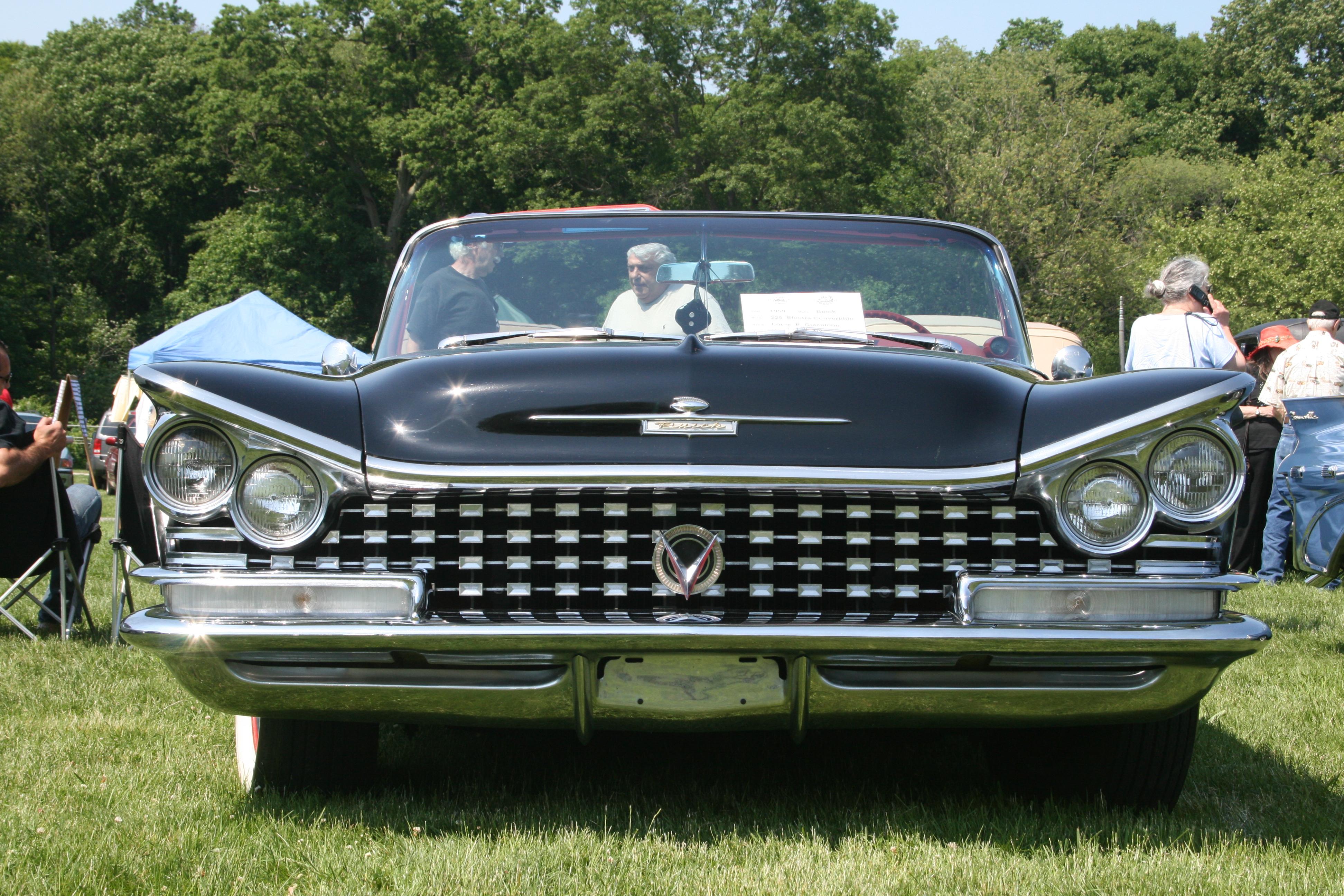 Buick Electra I 1959 - 1960 Cabriolet #2