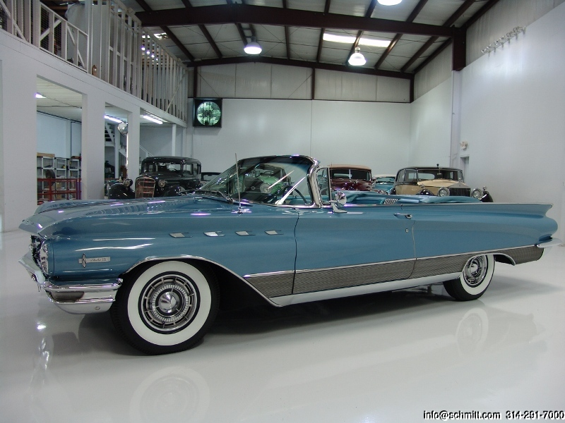 Buick Electra I 1959 - 1960 Cabriolet #6
