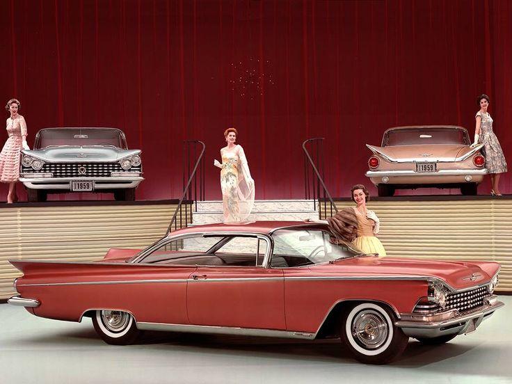 Buick LeSabre I 1959 - 1960 Sedan 2 door #3