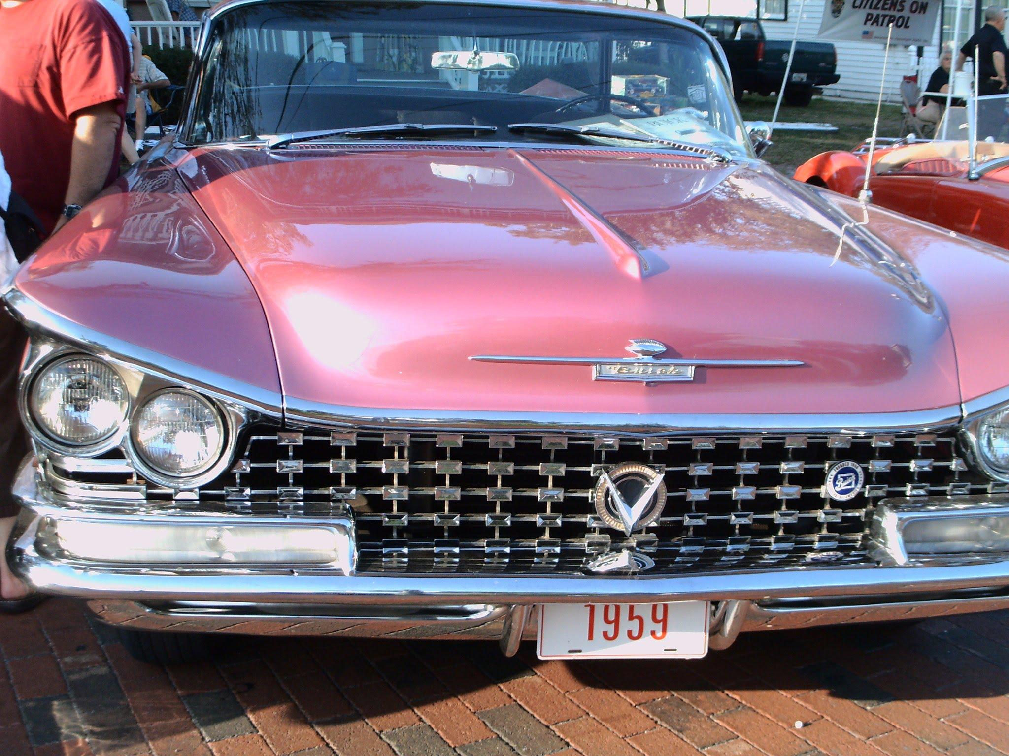 Buick Electra I 1959 - 1960 Sedan 2 door #3