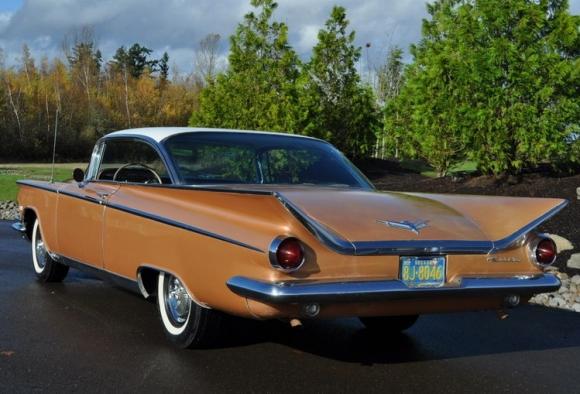 Buick Electra I 1959 - 1960 Sedan #6