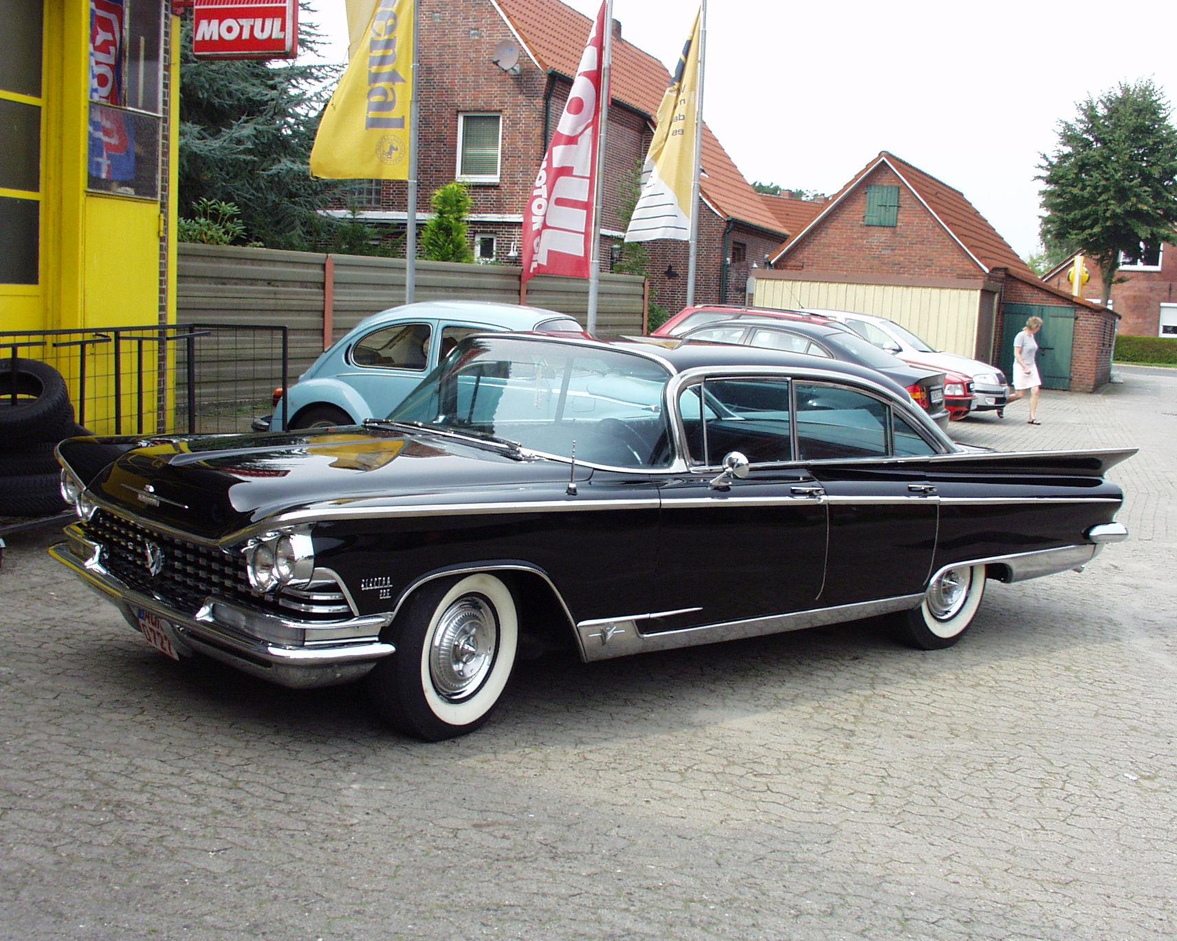 Buick Electra I 1959 - 1960 Sedan #5