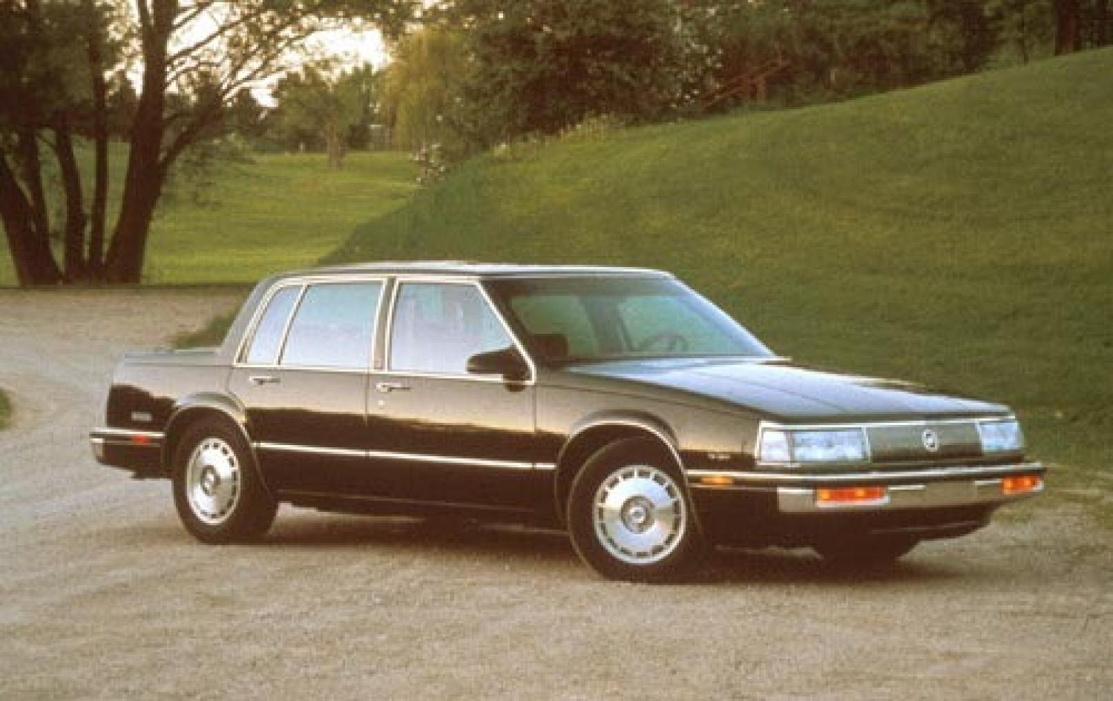 Buick Electra VI 1985 - 1990 Sedan #4