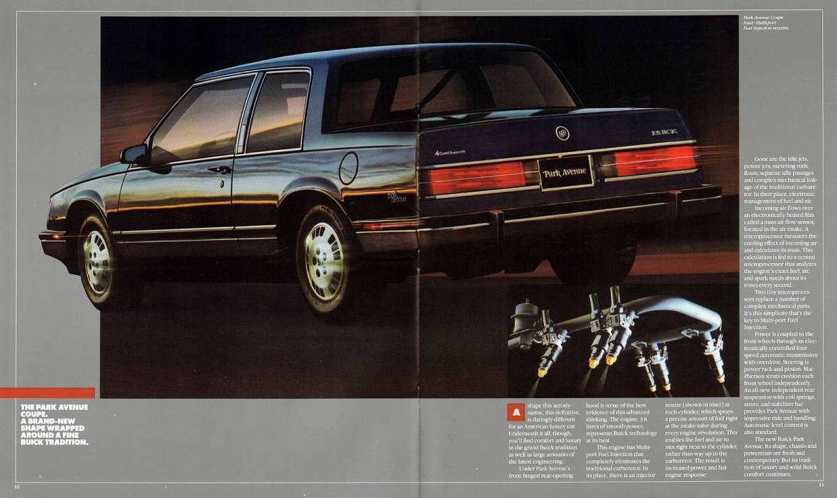 Buick Electra VI 1985 - 1990 Sedan #7
