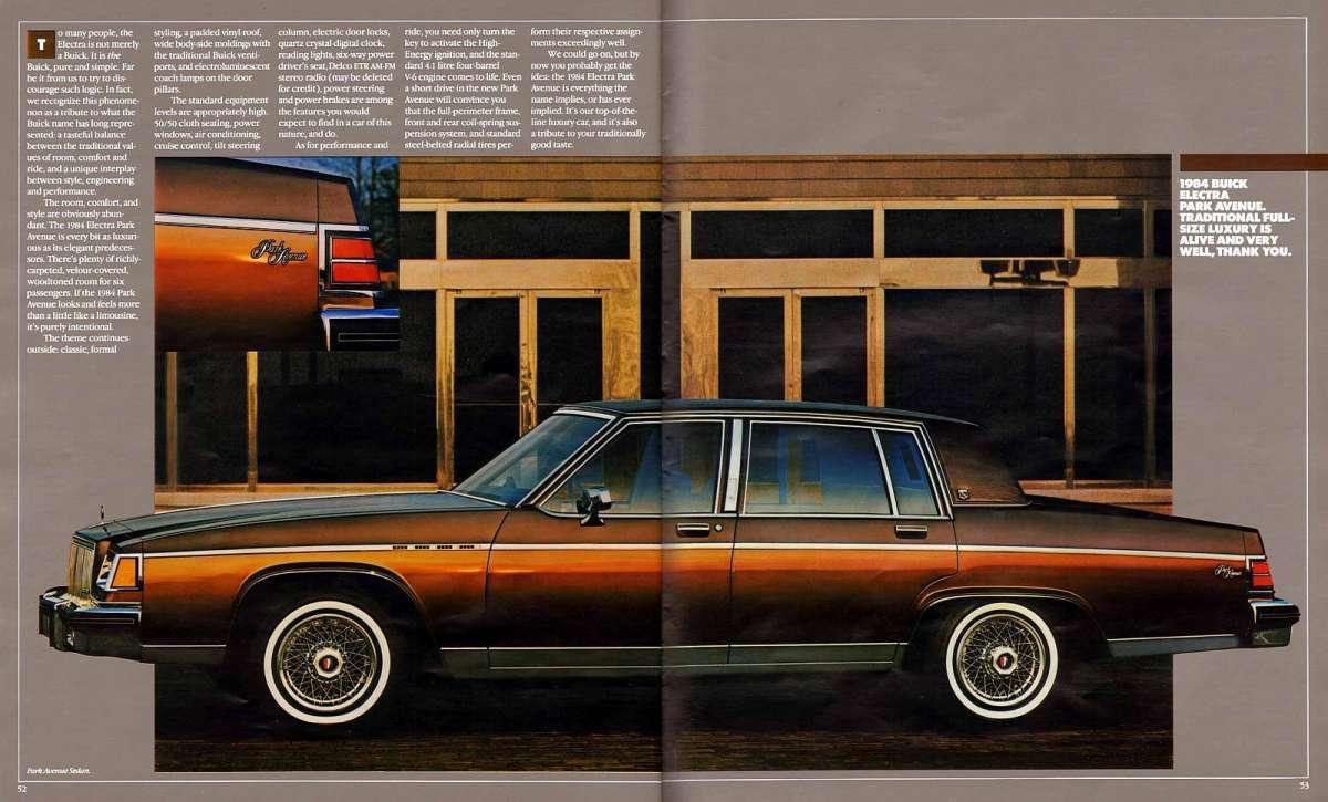 Buick Electra VI 1985 - 1990 Sedan #1