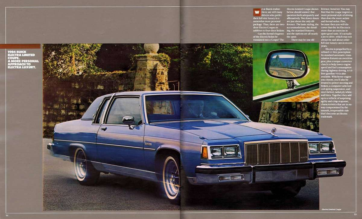 Buick Electra VI 1985 - 1990 Sedan #2