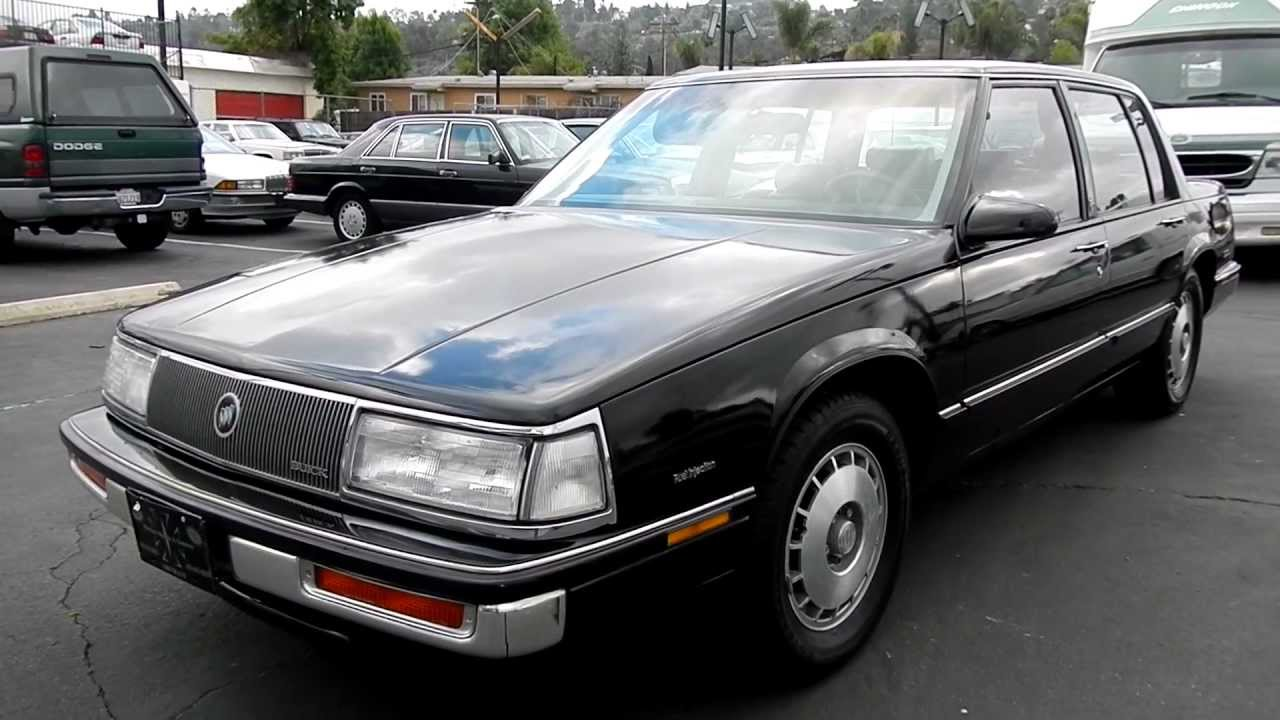 Buick Electra VI 1985 - 1990 Sedan #8