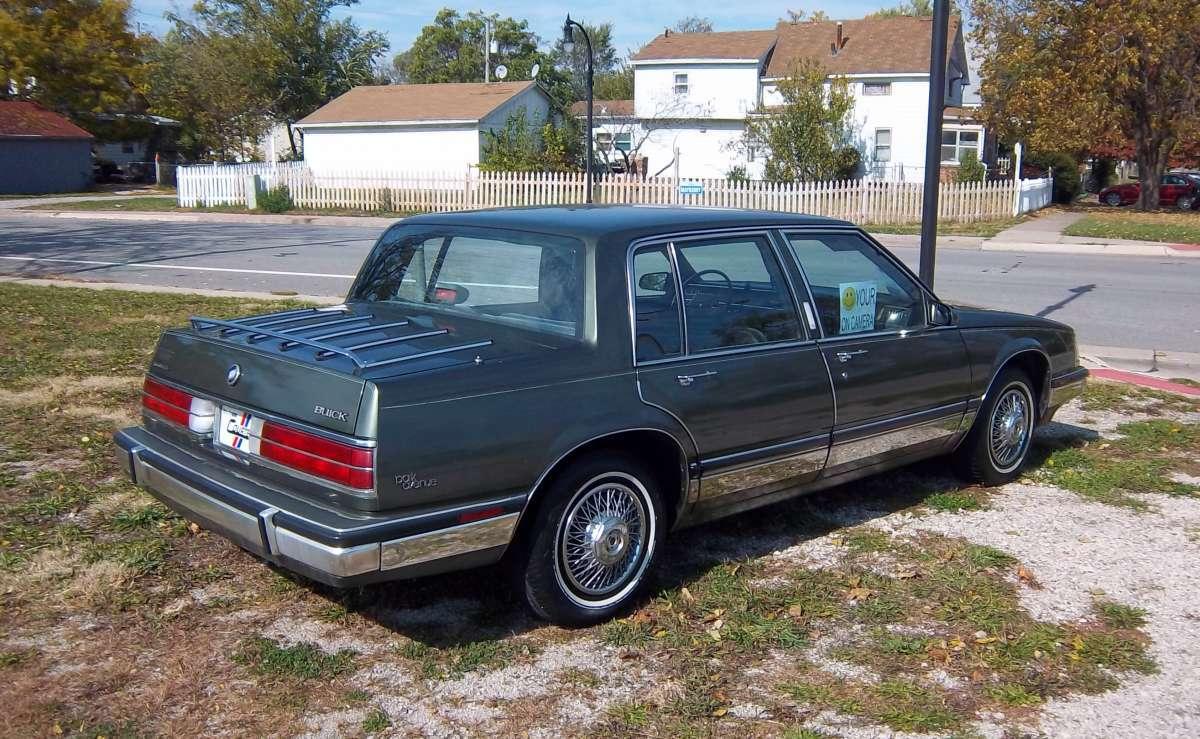Buick Electra VI 1985 - 1990 Sedan #6