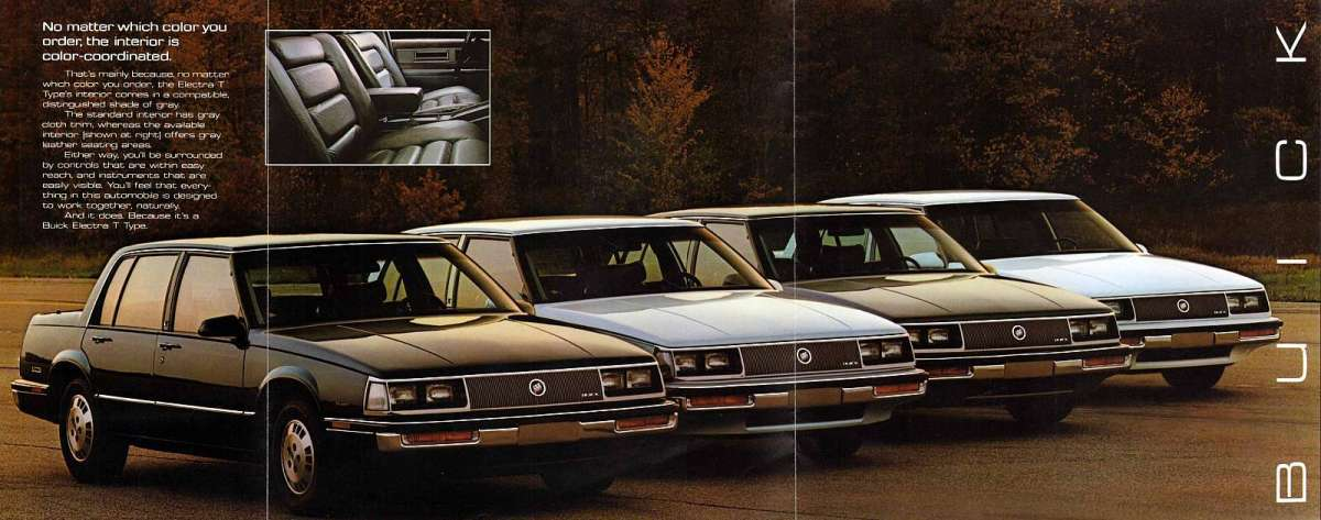 Buick Electra VI 1985 - 1990 Sedan #5