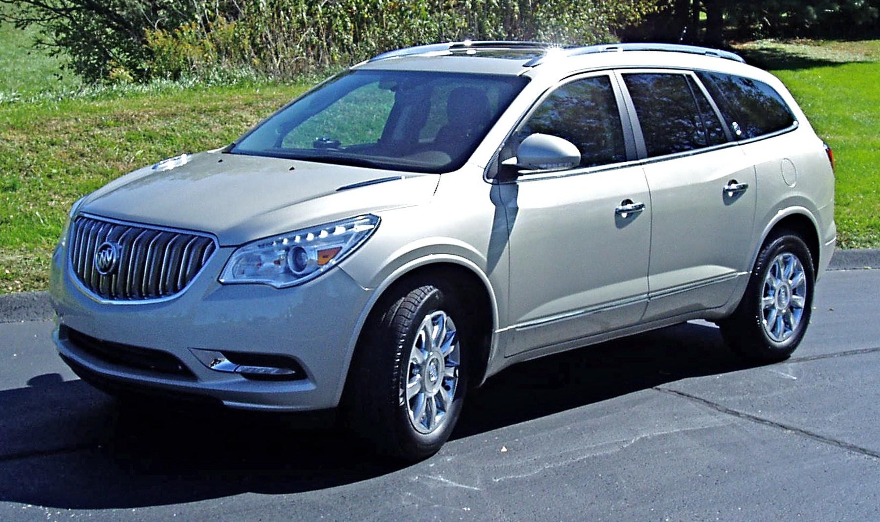 Buick Enclave I 2007 - 2013 SUV 5 door #2