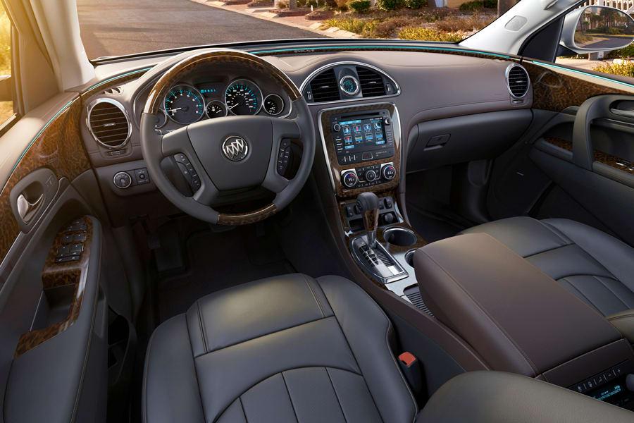 Buick Enclave I 2007 - 2013 SUV 5 door #5