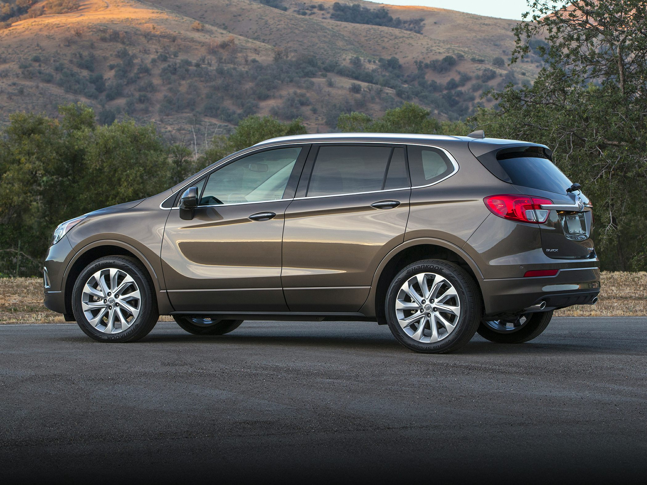 Buick Envision 2016 - now SUV 5 door #4