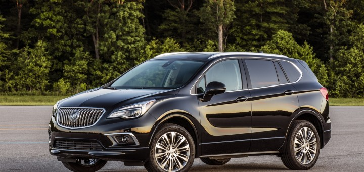 Buick Envision 2016 - now SUV 5 door #7