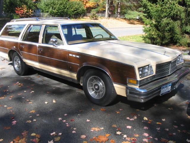 Buick Estate Wagon 1977 - 1990 Station wagon 5 door #3