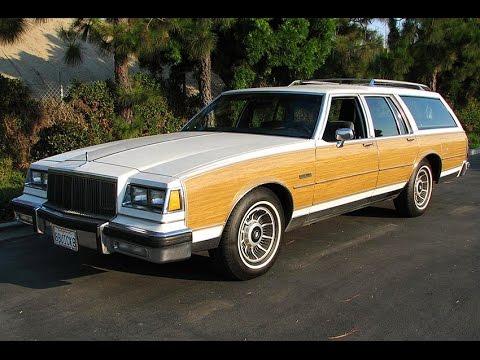Buick Estate Wagon 1977 - 1990 Station wagon 5 door #4