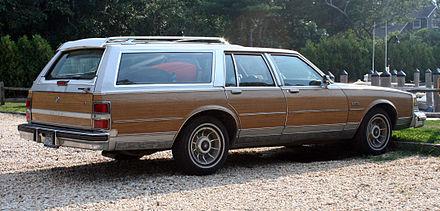 Buick Estate Wagon 1977 - 1990 Station wagon 5 door #7