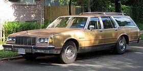 Buick Estate Wagon 1977 - 1990 Station wagon 5 door #8